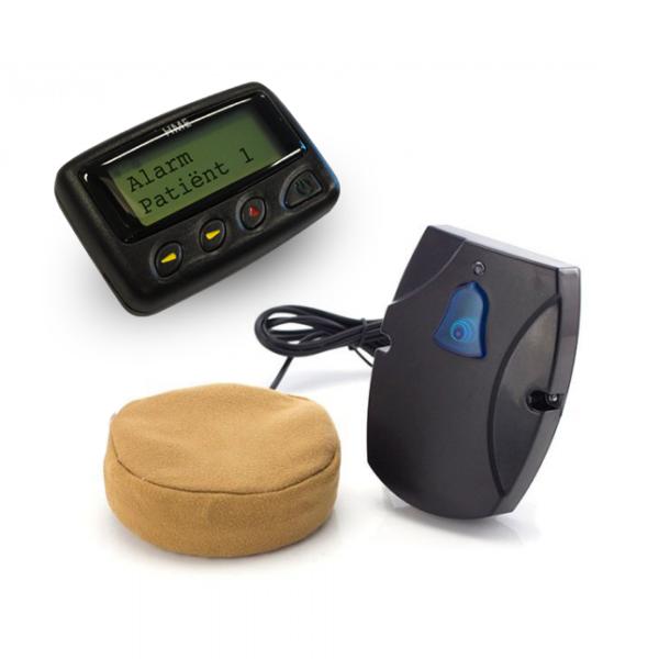 Alarmkussen Oproepsysteem Kussen Pager Transmitter