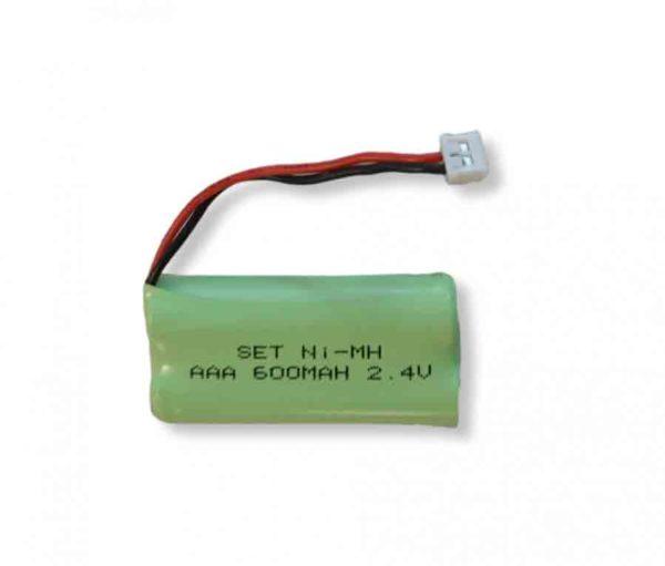 Batterij Groot 2.4V Accu Coaster