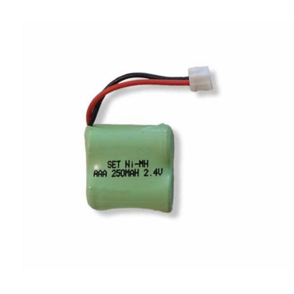Batterij Klein 2.4V Accu Coaster
