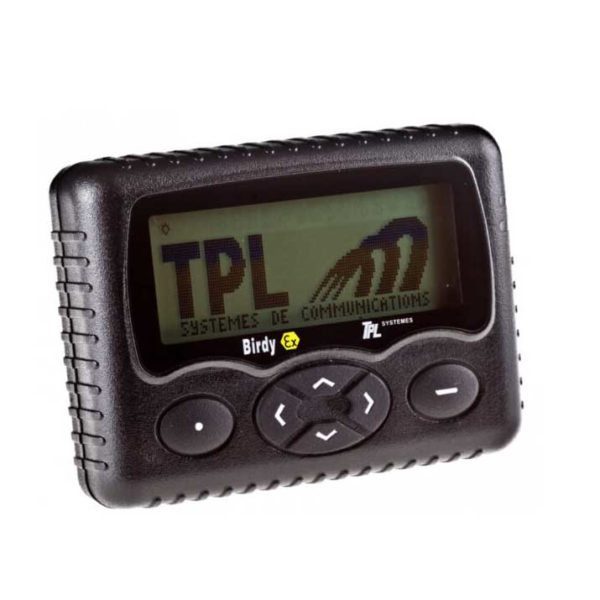 Birdy WPs ATEX Pager