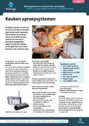 Brochure Keuken Oproepsysteem