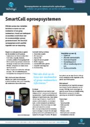 Brochure SmartCall Oproepsysteem