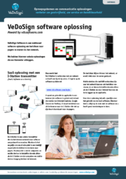 Brochure Software Oplossingen