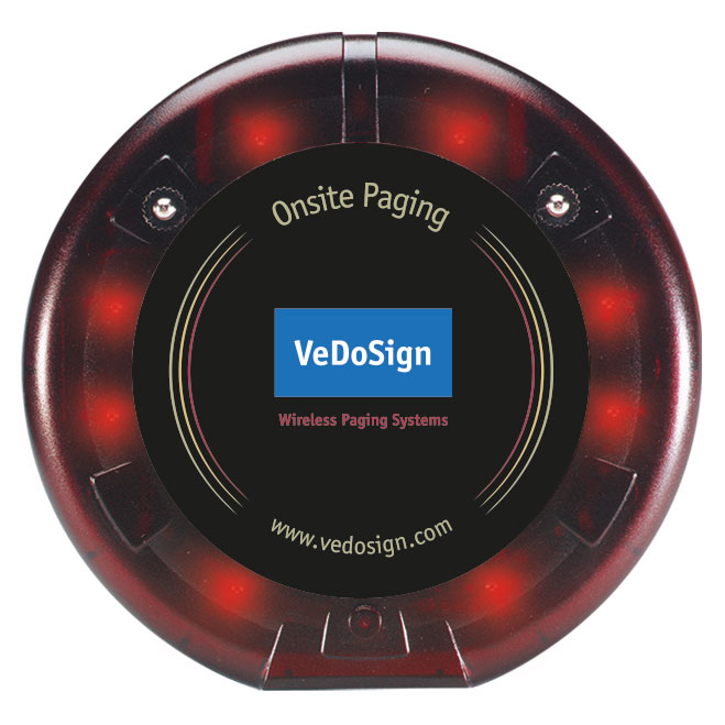 Coaster Classic Digital VeDoSign Recht