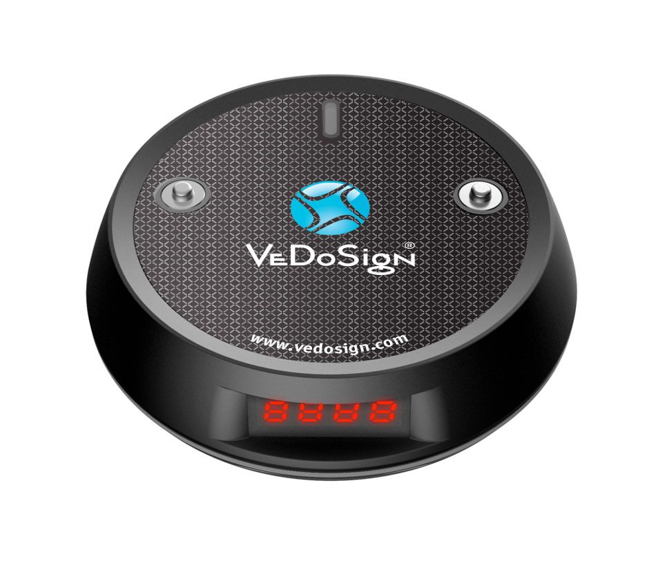 Coaster Budget Digital VeDoSign