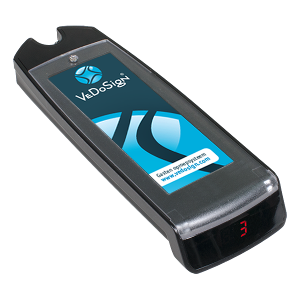CommPass Pager VeDoSign