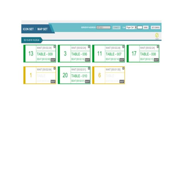 EasyVu Software Screens