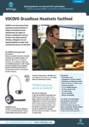 Flyer-VOCOVO-draadloze-headset-fastfood