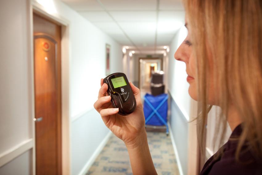 Hotel oproepsysteem kamermeisjes