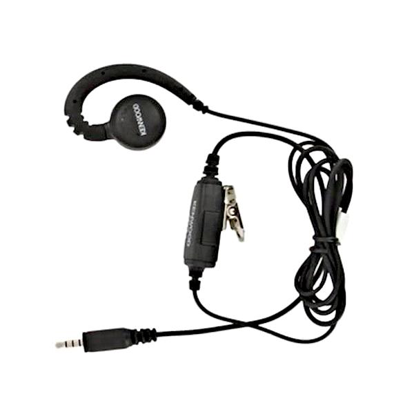 Kenwood KHS 34 C Ring Headset (oortjes) Met Microfoon