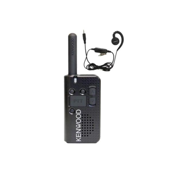 Kenwood PKT-23E portofoon met oortje