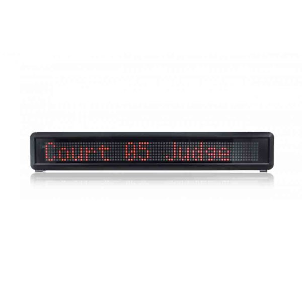 LED Scherm Industrial Scrolling Display Pager