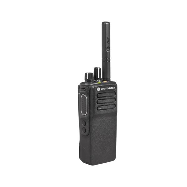 Motorola DP4400 UHF Schuin