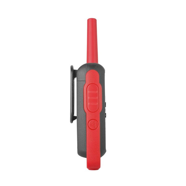 Motorola-T62-Red-Twin-zijkant-portofoon