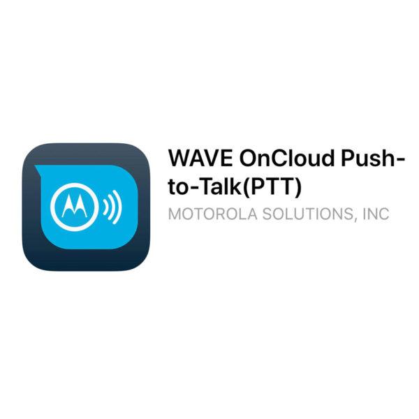 Motorola WAVE PTX Jaarlicentie GMLN5543A