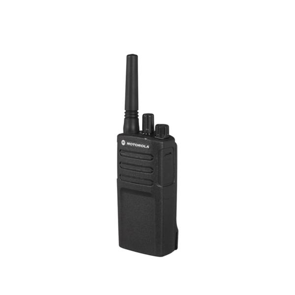 Motorola XT420 Portofoon Zij Schuin