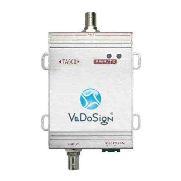 POCSAG Versterker 5W Voor VeDoSign
