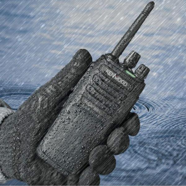 Portofoon Kenwood TK 3701DE Industrial 810G En IP5455
