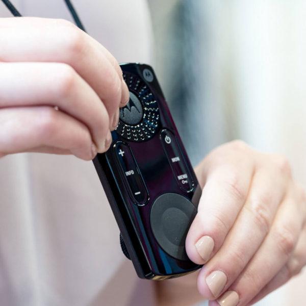 Portofoon Motorola CLK 446 Hand