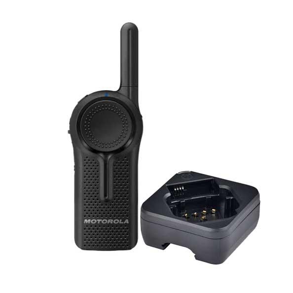 Portofoon Motorola CLR 446 PLUS UHF Met Lader