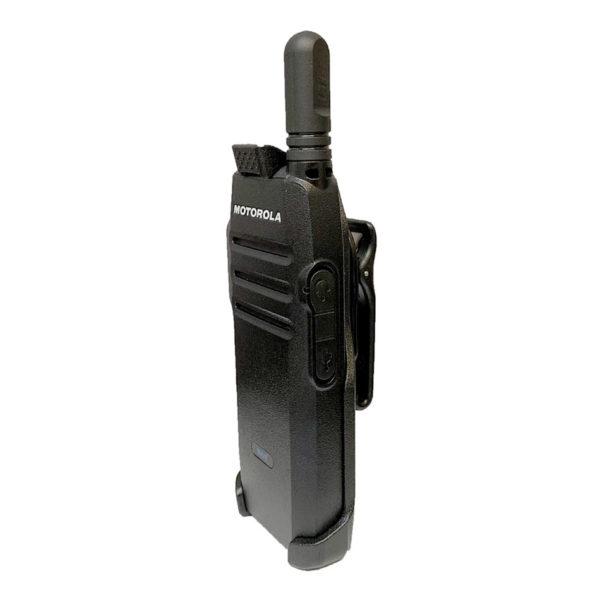 Portofoon Motorola TLK 100 4G LTE Schuin