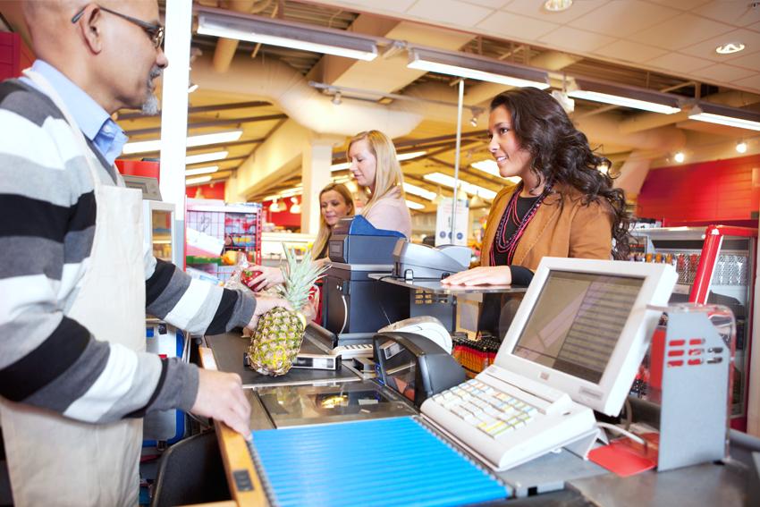 Retail Kassa Oproepsysteem