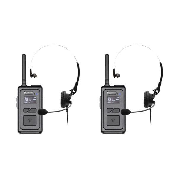 SWATCOM Multicom V2 Handset Headset 2