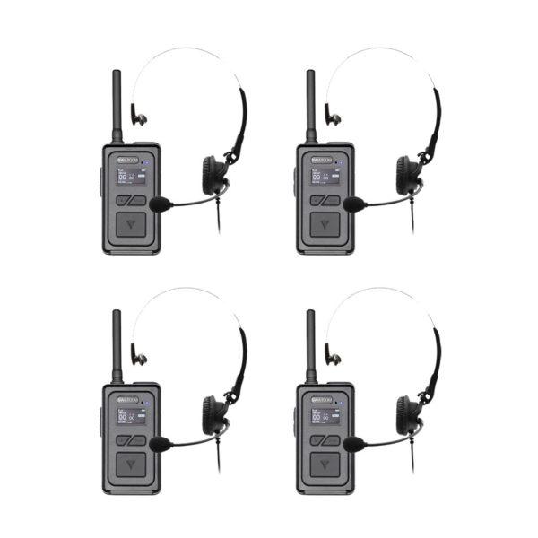 SWATCOM Multicom V2 Handset Headset 4