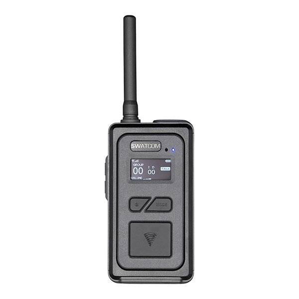SWATCOM Multicom V2 Handset Voor