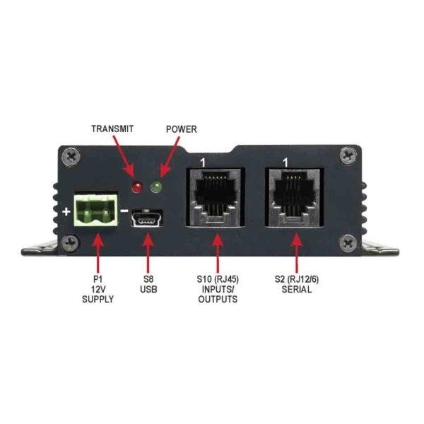 Salcom 12 62 Pocsag Paging Transmitter Aansluiting