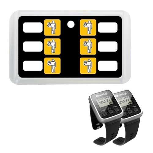 Service Service Oproepsysteem 2 Horloges