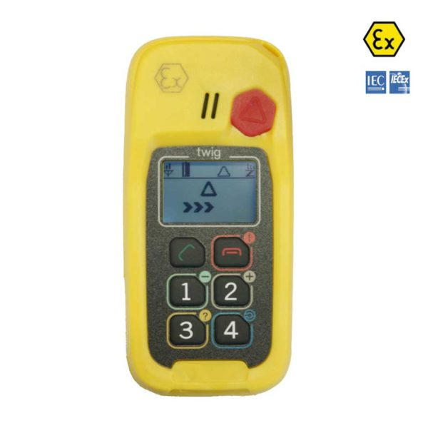 TWIG Protector Pro ATEX Front