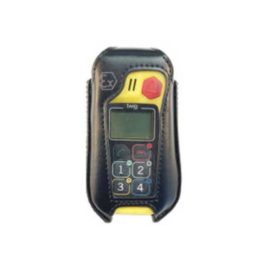 TWIG Protector Pro ATEX Lederen Case TWIG