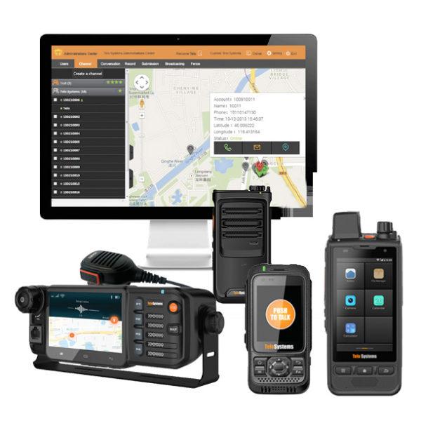 Telo Meldkamer Jaarlicentie TeloPTT TE390 TeloPTT 580, TeloPTT 590 En TeloPTT M5