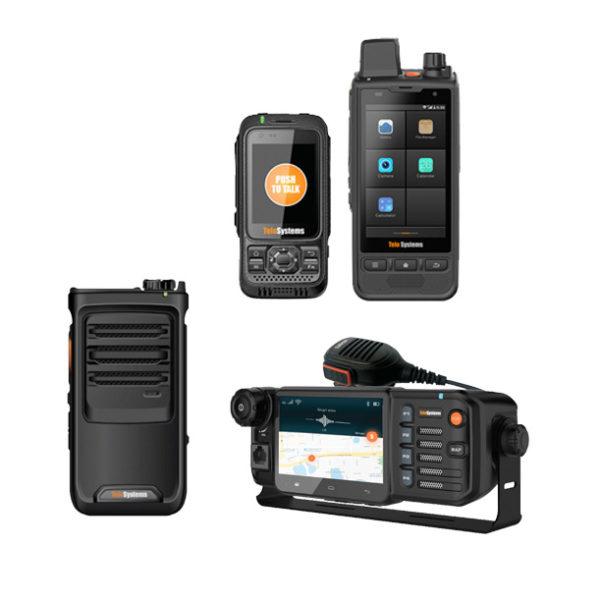 Telo Spraak En GPS Jaarlicentie TeloPTT TE390, TeloPTT 580, TeloPTT 590 En TeloPTT M5