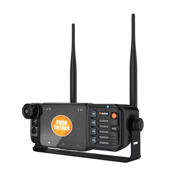 TeloPTT M5 4G Mobilofoon Voor Antenne