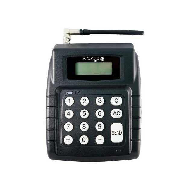 Transmitter TE 505 Recht