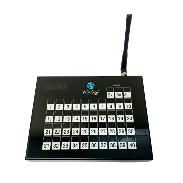 Transmitter Touch&Go 40B VeDoSign