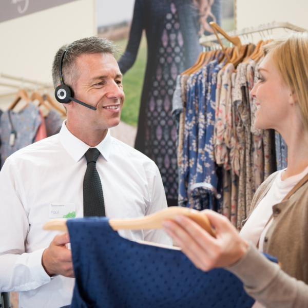 VOCOVO Headset Draadloos Retail Starterspakket VeDoSign