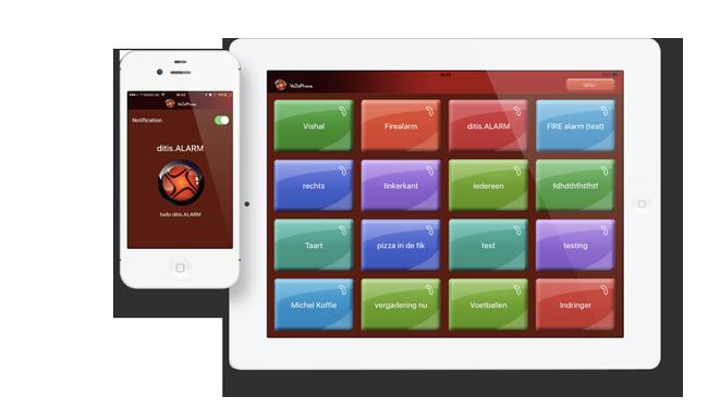 VeDoCall Mobiel Smartphone Tablet 650