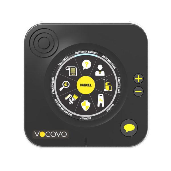 VoCoVo Keypad Voorzijde