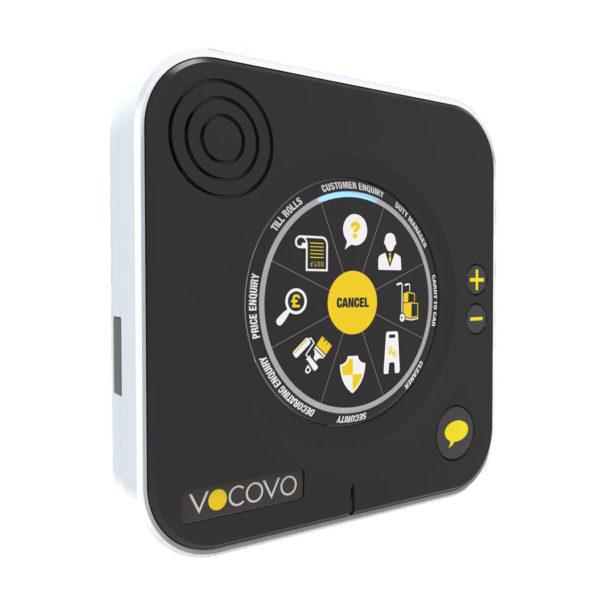 VoCoVo Keypad Voorzijde Schuin